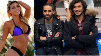 Sol Pérez hizo el casting para el programa de Pico Mónaco