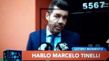 Marcelo Tinelli: Lo de Susana y sus principios no lo entiendo