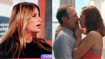 Flor Peña impresionada por la película de Francella y Luisana Lopilato: Los vi y me dio incesto