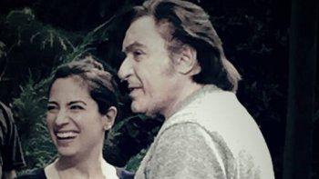 Muriel Santa Ana en la piel de Olga: Estamos contentos porque mañana nos casamos