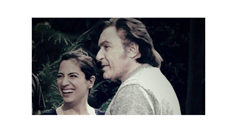 Muriel Santa Ana en la piel de Olga Garaventa: Estamos contentos porque mañana nos casamos