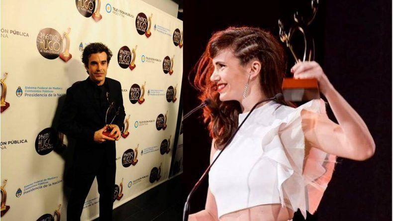 Premios Hugo al teatro musical: Sugar se llevó 7 premios, incluído a Nicolás Cabré