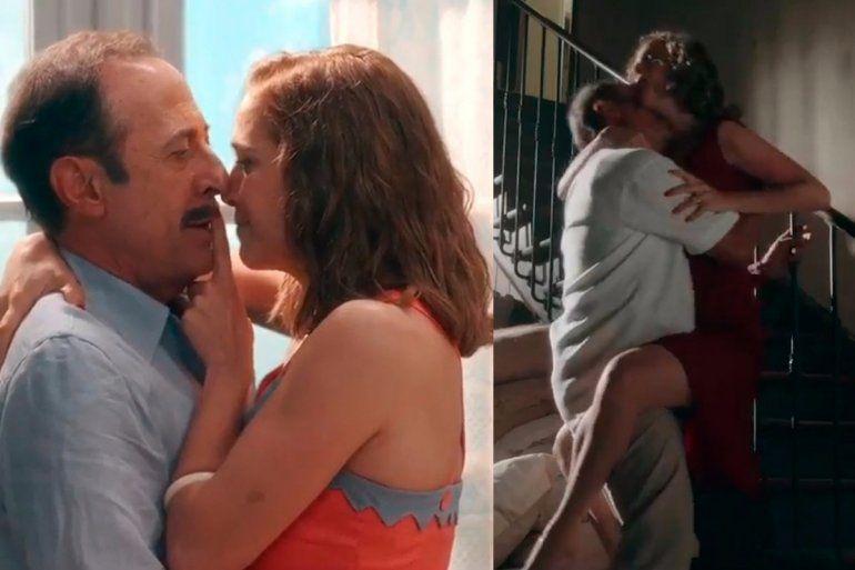 Lopilato y sus escenas hot con Francella: Mis amigas me dijeron cómo me iba a comer a mi papá