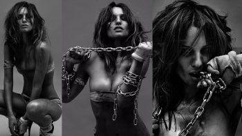 Pampita reflotó escandalosas fotos antes del estreno de su película erótica