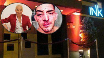 El boliche INK desmiente a Flavio Mendoza tras la golpiza que desfiguró a un bailarín