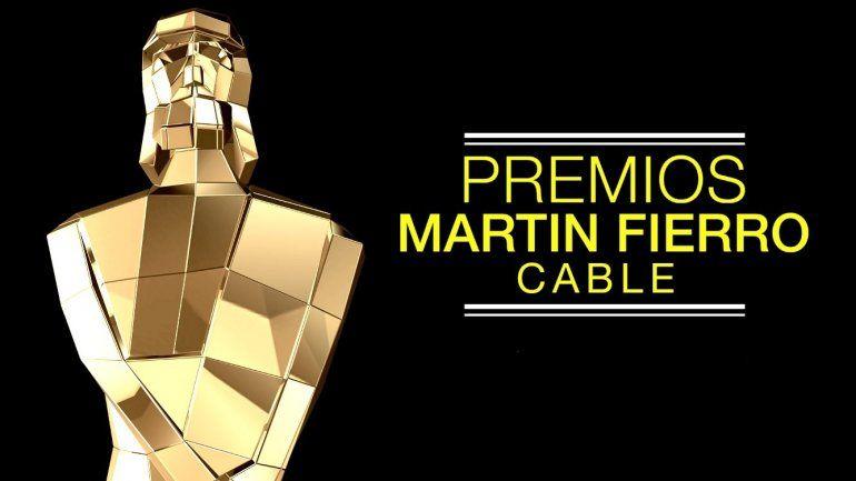 Todos los ganadores de los Martín Fierro de cable