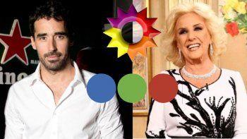 Nacho Viale sobre ¿el pase de Mirtha a Telefe?:  Me siento con todos para hablar