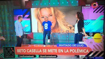 Casella lapidario: La bomba es una conventillera; y Yanina Latorre es una bruta