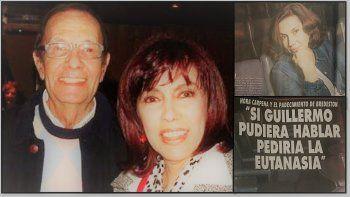 Polémica declaración de Nora Cárpena: Si Bredeston pudiera hablar pediría la eutanasia