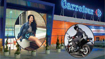 El misterio de Barbie Vélez en un Carrefour a los gritos: llanto