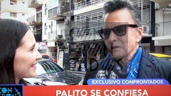 Palito Ortega habló de todo y de la polémica con su hijo que anda en bondi: Es a la vista de todos
