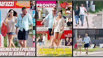 Barbie Vélez y Patricio Silberman: ¿Amor o arreglo publicitario?