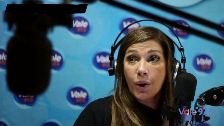 Cathy Fulop sigue furiosa con su ex radio y manda mensajes ocultos en las redes