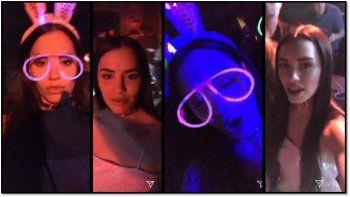 Lali Espósito festejó su cumpleaños: videos