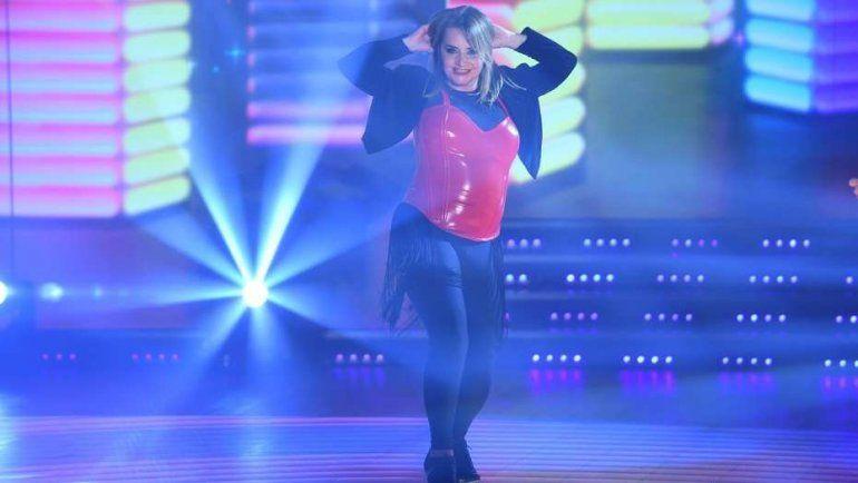 Después de pelearse con medio Bailando, Nancy Pazos ahora contra su coach