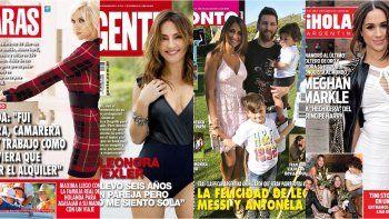 Las tapas de la semana: el embarazo de la mujer de Messi