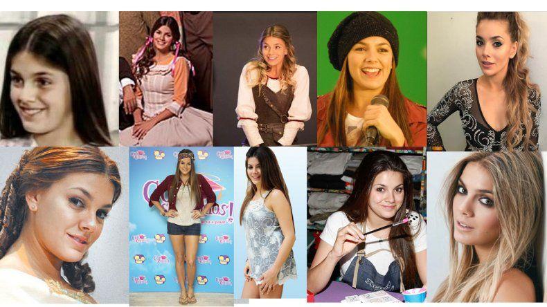 El pasado desconocido de Natalie Pérez: antes y después de llegar a ser una de Las estrellas