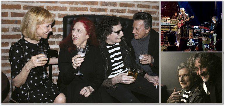 Charly festejó su cumpleaños junto a invitados famosos: fotos y videos