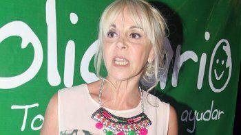 Violento asalto a Claudia Villafañe: le hicieron un corte en una mano