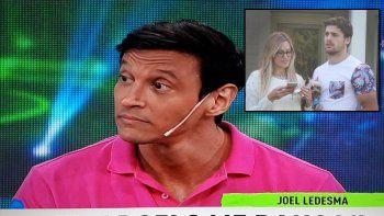 Bomba: ¿Es cierto que Melina Lezcano encontró a su novio con Joel Ledesma y por eso lo  echó?