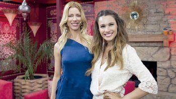 Nicole quiere revancha: dijo que quiere invitar de nuevo a Pampita pero las preguntas light ya las hice