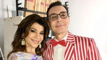 Marcelo Polino y Carolina Papaleo la pareja del verano en Villa Carlos Paz
