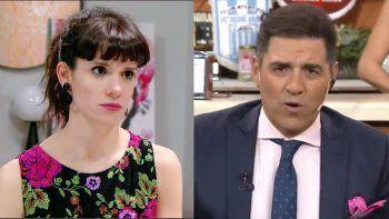 Insólita guerra entre Violeta Urtizberea y Mariano Iúdica: él hizo un chiste machista y ella le dijo estúpido