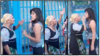 Escrachan a La Bomba amenazando a un fan de Mica Viciconte: Te voy a meter una piña