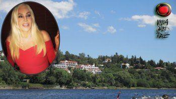 susana gimenez, invitada de lujo en la reinauguracion del teatro del lago en villa carlos paz