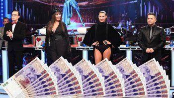 El jurado de Showmatch sin cobrar