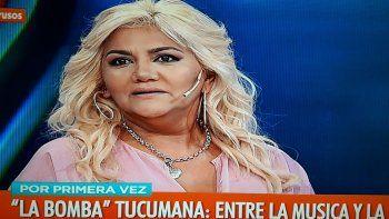 La Bomba Tucumana amenaza con abandonar la obra que hará con Florencia de la Ve en Carlos Paz