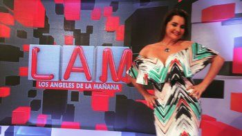 Nancy Pazos anunció que se va de Lam:  Etapa cumplida