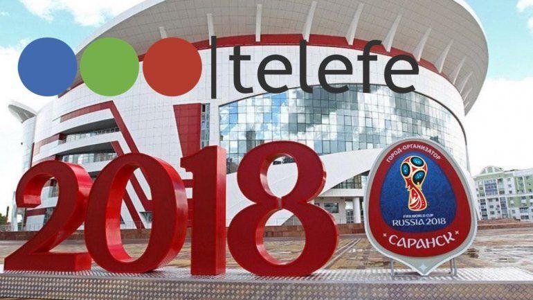 Telefe quiere ser el canal del Mundial y arma su estrategia para la Copa del Mundo
