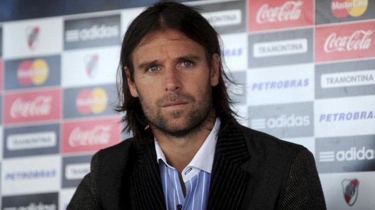 Fernando Cavenaghi llega la calle Corrientes con El último gol