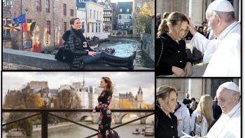 El increíble diario de viaje de Natalia Denegri: presentó libro