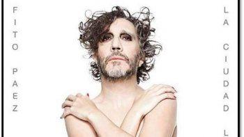Aparece la verdadera novia de Fito: no es Siciliani; es una actriz que puso su cuerpo para la foto del disco