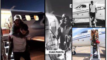 Aparecen juntos Charlotte Caniggia y DJ Most en Punta del Este