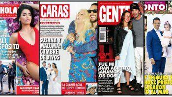 Lali sigue vengándose de Mariano Martínez; la boda de Floppy Tesouro y las tapas de la semana