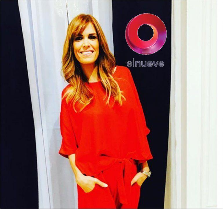 Viviana Canosa estuvo en el 9 ¿Qué fue a hacer la conductora a su ex canal?