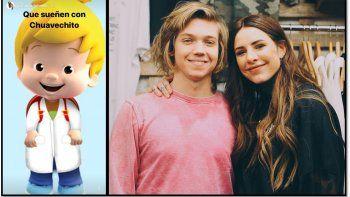La historia de Instagram que Cande Tinelli subió y borró ¿gastando a su ex