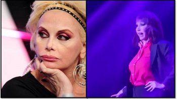 Carmen Barbieri publicó un polémico video de Moria Casán en donde habla de Fede y lo manda a cag...