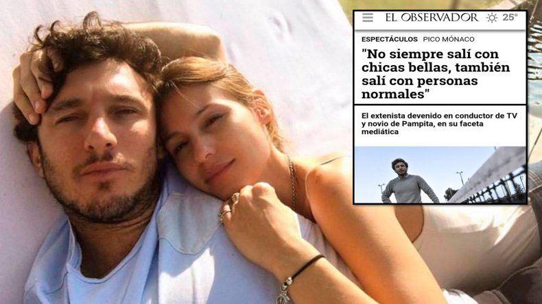 La burrada de Pico Mónaco: No siempre salí con chicas bellas, también salí con personas normales
