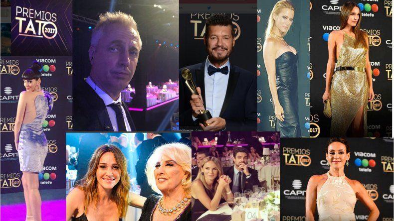 Premios Tato desde adentro: looks, enojos, ganadores, perdedores y todos los chismes