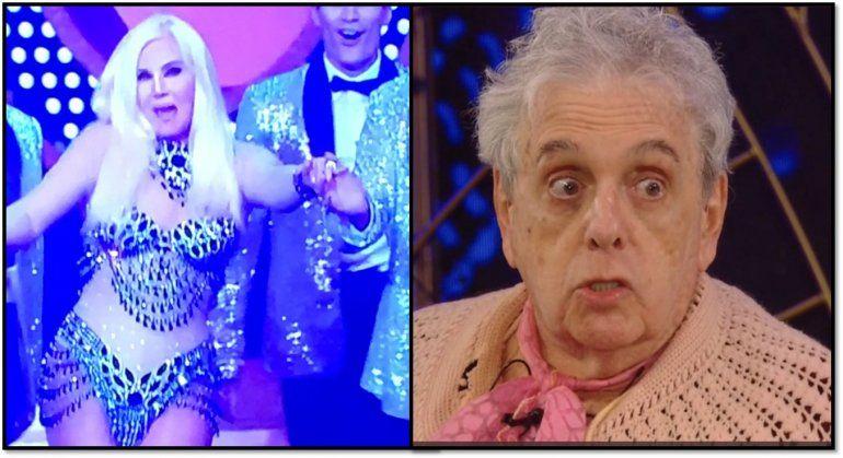 Susana salió vestida de vedette, hizo un musical y se despidió con Gasalla sin peluca