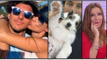 Franchín dijo que Pampita y Pico se pelearon porque el chofer de ella atropelló al perro de él