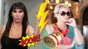 Moria Casán vs la revista de Carmen: Tiene un problema con la comida