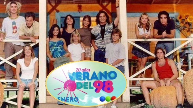 Con Nancy Dupláa a la cabeza , Telefe hará un ciclo homenaje a Verano del 98, a veinte años de su estreno