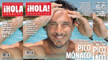 Pico Mónaco quiere volver con Pampita: Mi amor está intacto