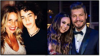 Florencia Peña habla del noviazgo de su hijo y la hija de Tinelli: Son muy lindos