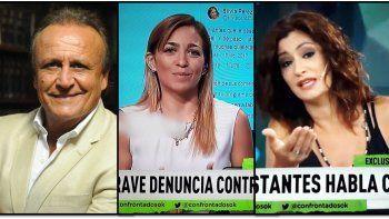 Una denuncia por acoso a Miguel del Sel despertó un sorpresivo testimonio de Carla Conte: Su actitud no me sorprende